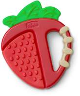 Chicco 257920 Fruity Tooty Strawberry Teethers for 4 Month Plus Babies