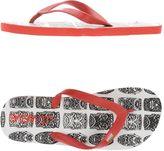 U.T. WAVE Toe strap sandals