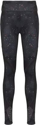 Sweaty Betty star print reversible leggings
