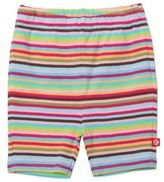 Zutano Size 6M Super Stripe Bike Short