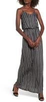 Lush Women's Knit Maxi Dress