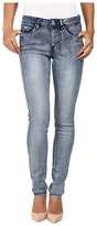 FDJ French Dressing Jeans - Olivia Slim with Crystals Jeans in Indigo Women's Jeans