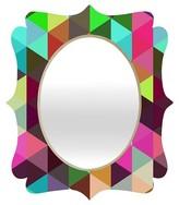 DENY Designs MODELE 8 Quatrefoil Mirror
