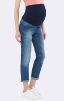 Mavi Jeans Sandra Boyfriend Maternity In Used Nolita