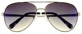 Vince Camuto Colored-lens Aviator Sunglasses