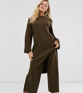 Micha Lounge wide leg culotte pants co-ord