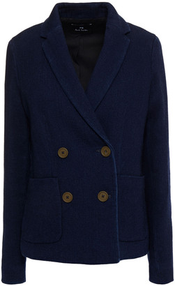 Paul Smith Double-breasted Cotton Blazer