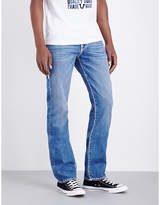 True Religion Ricky relaxed-fit straight jeans