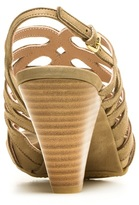 Stuart Weitzman The Rollover Sandal