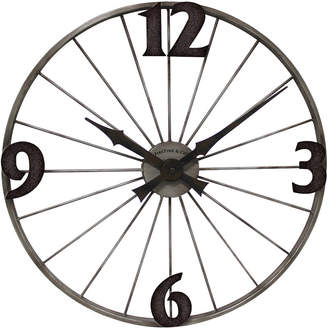 FirsTime & Co. Bicycle Wheel Clock