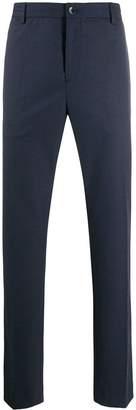 Calvin Klein straight-leg stretch trousers