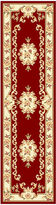 Asstd National Brand Aubusson Runner Rug