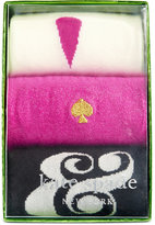 Kate Spade Women's 3-Pk. Ampersand Socks Gift Box
