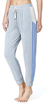 Kensie Colorblocked French Terry Jogger Lounge Pants