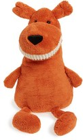 Jellycat Infant 'Huge Toothy Mutt' Stuffed Animal