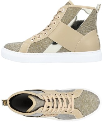 Armani Jeans High-tops & sneakers
