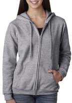 Gildan Women's Heavy Blend Full-Zip Hooded Sweatshirt