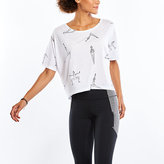 Lucy Dream On Graphic Tee - All Over Poses