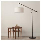 Threshold Pendant Floor Lamp Ebony