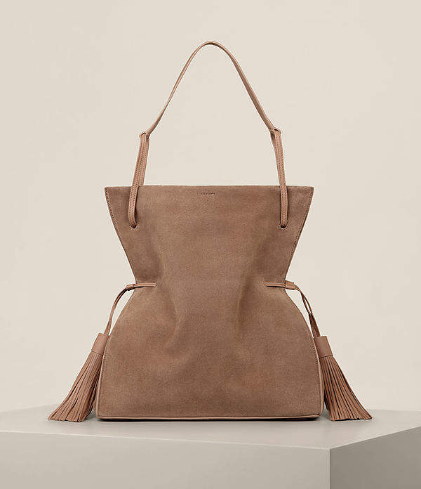 AllSaints Freedom Hobo Bag