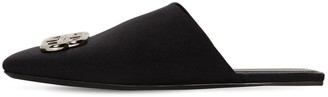 Balenciaga 10mm Double Square Bb Spandex Flats