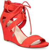Alfani Women's Karlii Wedge Sandals, Only at Macy's