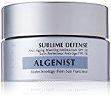 Algenist SPF 30 Sublime Defense Anti-Aging Blurring Moisturizer for Women, 2 Ounce