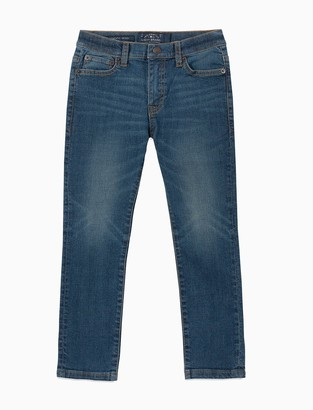 Lucky Brand Boys 8-20 8 Pocket Denim Pant Authentic Skinny Jeans