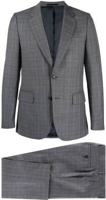 Paul Smith Two Piece Checked Suit