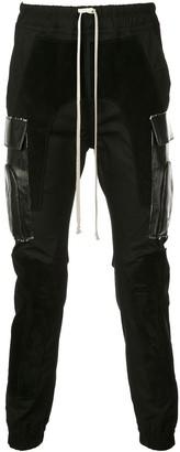 Rick Owens cargo skinny trousers