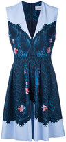 Preen by Thornton Bregazzi printed dress - women - Polyester/Spandex/Elastane - S