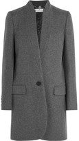 Stella McCartney Bryce Wool-blend Coat - Anthracite