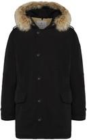 Woolrich Polar Fur-Trim Down Parka