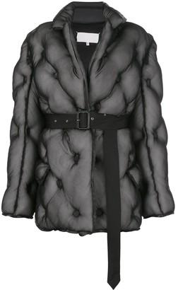 Maison Margiela Layered Quilted Jacket