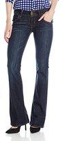 Hudson Women's Signature Midrise Boot Cut Jean In