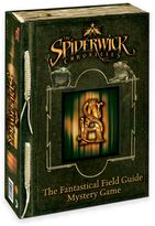 Spiderwick Chronicles Fantastical Field Guide Game