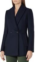 Reiss Malika Wool-Blend Coat