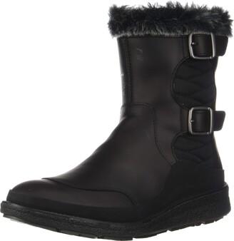 Merrell Women's Tremblant Ezra Zip WP ICE+/Black Boot