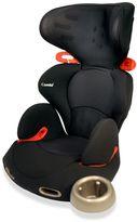Combi Kobuk Air-ThruTM Booster Car Seat in Licorice