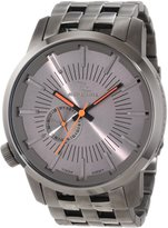 Rip Curl Men's A2548 Stainless Steel Analog Watch with Link Bracelet