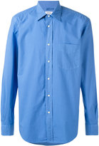 Aspesi long sleeved shirt - men - Cotton - 40