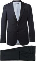 Giorgio Armani single-breasted formal suit - men - Acetate/Viscose/Virgin Wool - 48