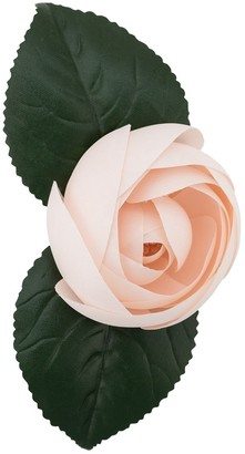 Chanel Pre Owned 2000's Rose Brooch