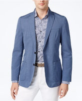 Michael Kors Men's Slim-Fit Chambray Blazer