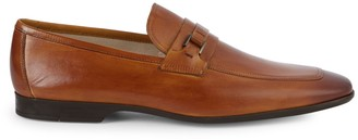 Magnanni Cuero Leather Loafers