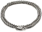 Konstantino Sterling Wheat Chain, 20 Inches Long