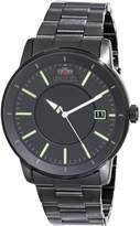 Orient Men's FER02005B0 Disk Stainless Steel Watch
