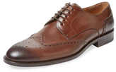 Gordon Rush Leather Wingtip Derby Shoe