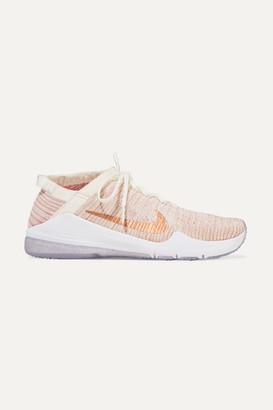Nike Air Zoom Fearless 2 Metallic Flyknit Sneakers - US9