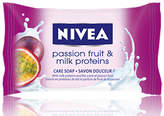 Nivea Passion Fruit and Milk Proteins Soap by 90g Soap)